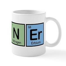 Runner made of Elements Small Mug
