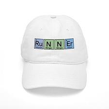 Runner made of Elements Baseball Cap