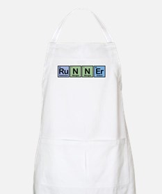 Runner made of Elements BBQ Apron