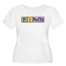 Pirate made of Elements T-Shirt