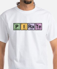 Pirate made of Elements Shirt