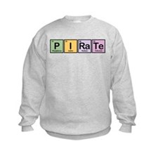 Pirate made of Elements Sweatshirt