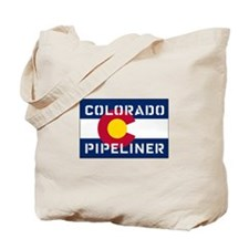 Colorado Pipeliner Tote Bag