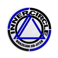 Inner Circle Ornament (Round)
