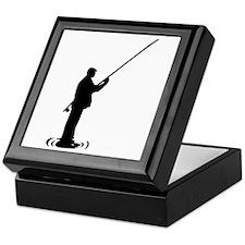 Fisherman Keepsake Box