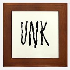 Unk Framed Tile