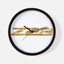 Vintage Camaro Z28 Wall Clock