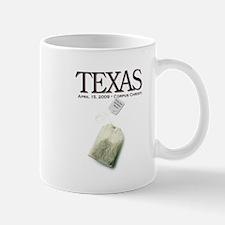 Tax Day '09 Protest Corpus Christi Mug