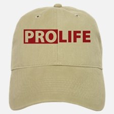 Pro Life Baseball Baseball Cap