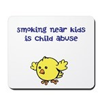 Kids Need Clean Air. Mousepad