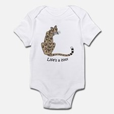 Clouded Leopard Infant Bodysuit