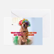 Party? Greeting Card