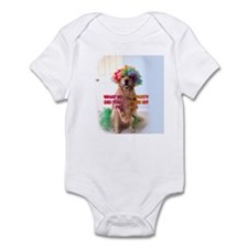Party? Infant Bodysuit