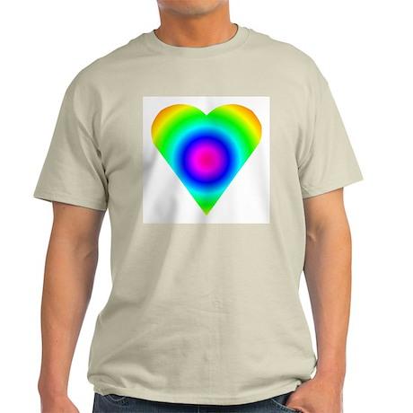 Trippy Heart 8 Light T-Shirt