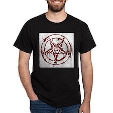 layer_pentagram_white T-Shirt