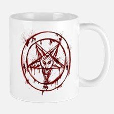 layer_pentagram_white Mugs