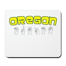 Oregon Design Mousepad