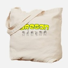 Oregon Design Tote Bag