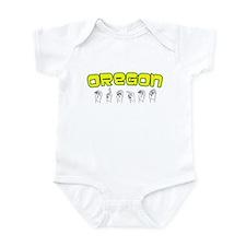 Oregon Design Infant Bodysuit