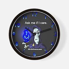 Post-Apocalyptic Prophet Wall Clock