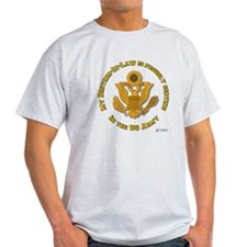 Army Brother-in-Law Gold T-Shirt