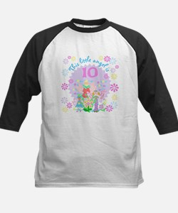 Angel 10th Birthday Tee