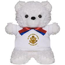 Army Son Gold Teddy Bear