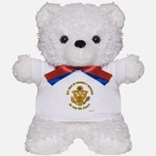 Army Son Gold Teddy Bear