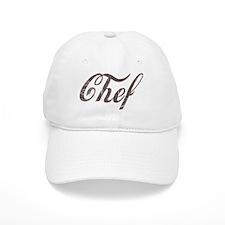 Vintage Chef Baseball Cap