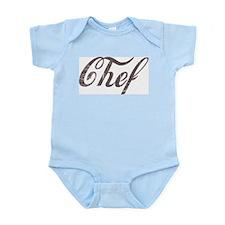 Vintage Chef Infant Creeper