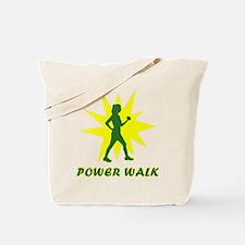 Power Walk Tote Bag