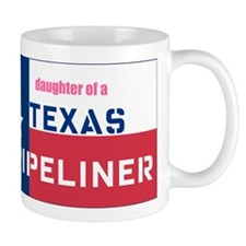 daughter of a pipeliner Mug