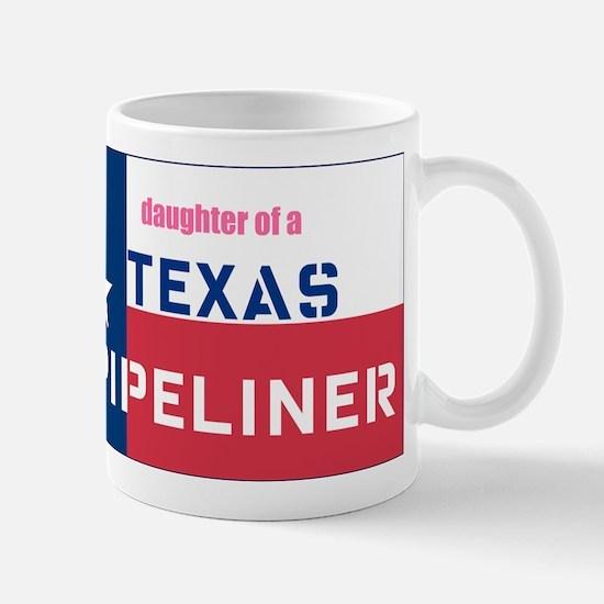 daughter of a pipeliner Mug