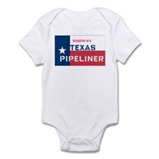 daughter of a pipeliner Infant Bodysuit