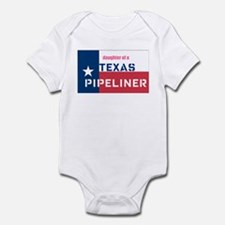 daughter of a pipeliner Infant Bodysuit