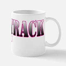 Dirt Track Chick Mug