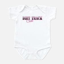 Dirt Track Chick Infant Bodysuit