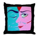 NEGATIVITY ATTRACTS - Throw Pillow
