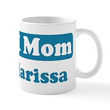 #1 Mom Clarissa Mug