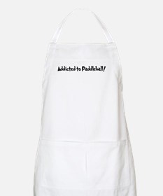 Addicted to Paddleball BBQ Apron
