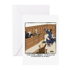 Entertaining the Witness Greeting Cards (Pk of 20)