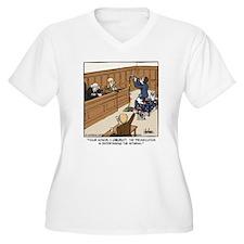 Entertaining the Witness T-Shirt
