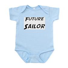 Future Sailor  Infant Creeper