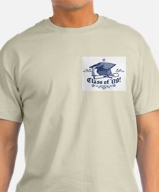 Proud Dad 09 Grad T-Shirt