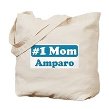 #1 Mom Amparo Tote Bag