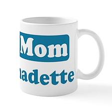 #1 Mom Bernadette Mug