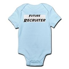 Future Recruiter Infant Creeper