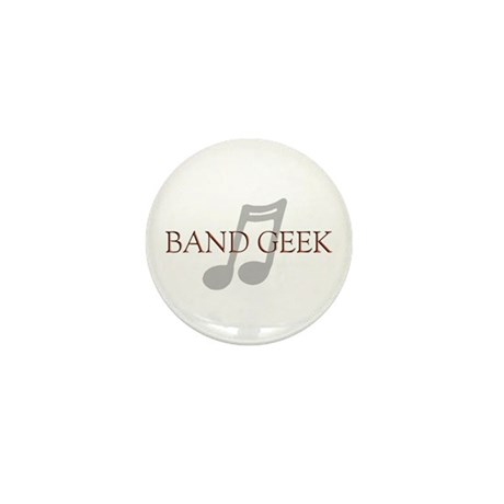 Band Geek Mini Button (100 pack)