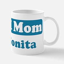 #1 Mom Bonita Mug