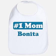 #1 Mom Bonita Bib